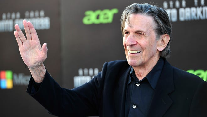 """Actor Leonard Nimoy passed away at 83, according to his son Adam. The actor was heavily known for playing Spock in the original """"Star Trek"""" series."""