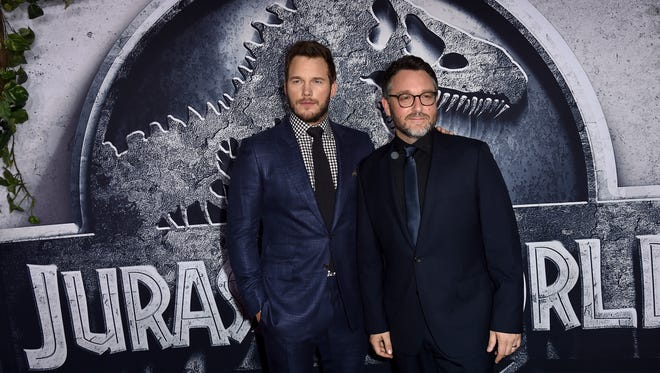 Chris proves to be a certifiable blockbuster superstar with Jurassic World.