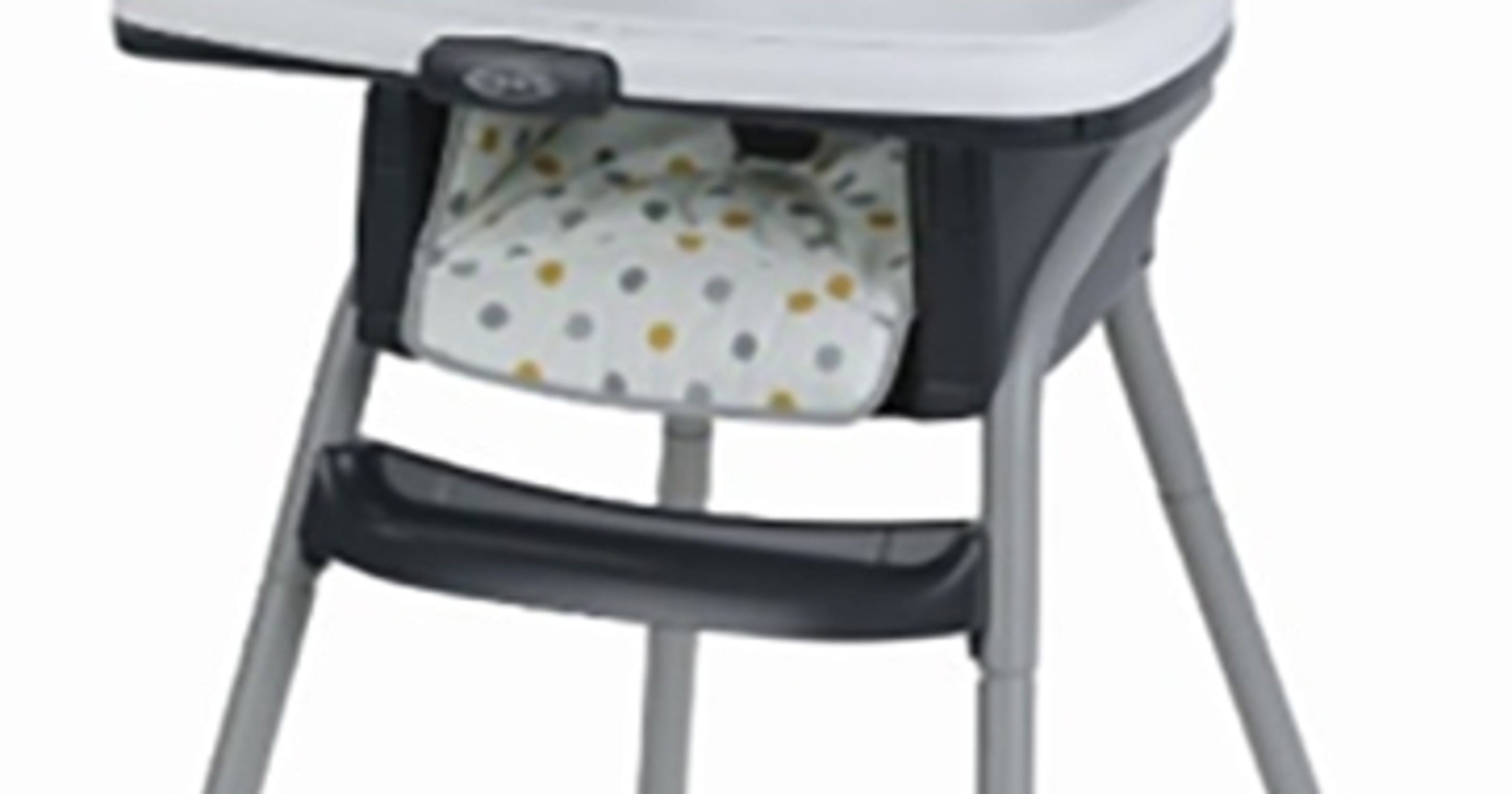 Graco Recalls Table2table High Chairs From After 5 Kids Are Injured