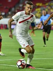 El partido Perú vs. Ecuador terminó en un empate en