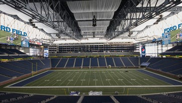 Detroit Lions' Rod Wood: Ford Field ready for another Super Bowl