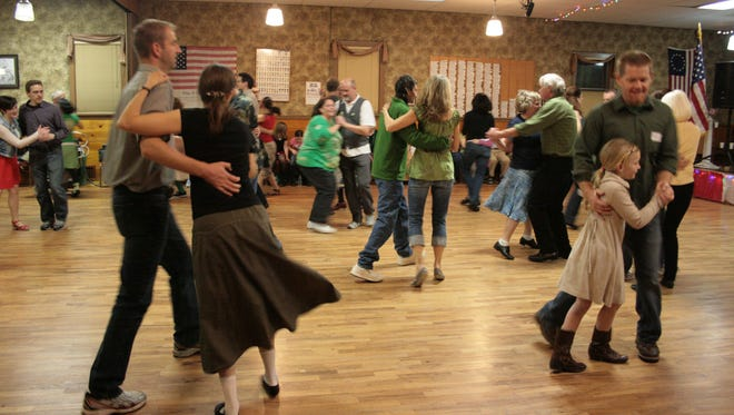 Ceili of the Valley Society offers community Irish dance classes on Tuesday evenings as well as a Ceili dance with live music on the Second Friday of the month.