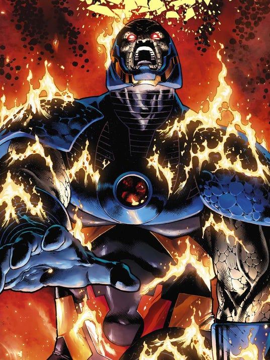 Darkseid makes grand return in weekly 'World's End'