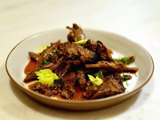 Restaurant That Serves Roast Lamb York