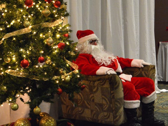 The Centennial Club will host its annual Holiday Brunch