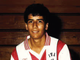 In this November 1985 picture, David Morales wears his Incarnate Word Academy soccer uniform.