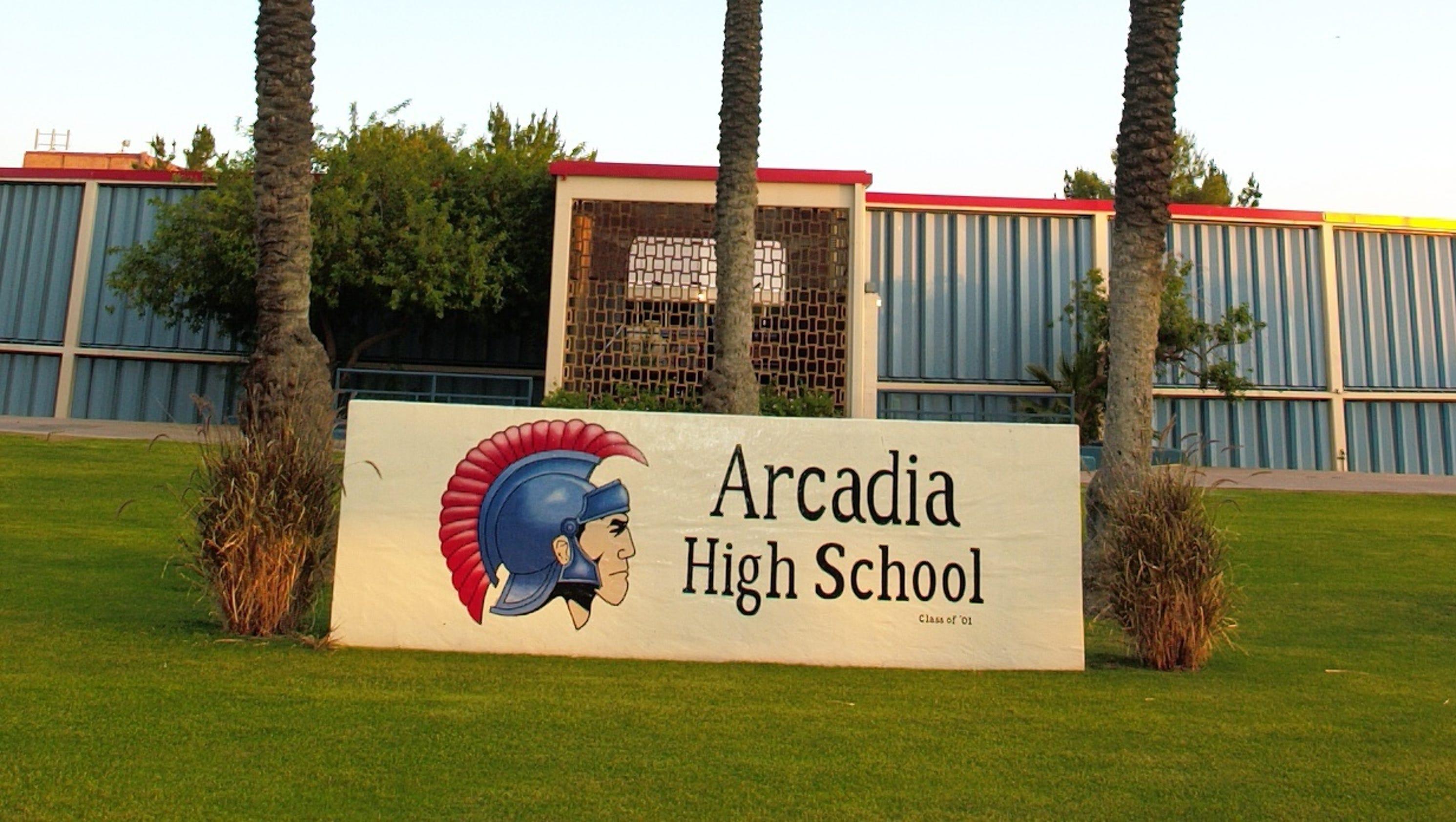 Great Looking Valley Schools Arcadia High School In Scottsdale