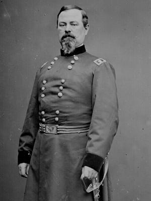 Irvin McDowell  was famous for his defeat during the First Battle of Bull Run, the first large battle of the U.S. Civil War. The McDowell Mountains in Scottsdale are named after him.