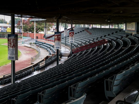 The Evansville Vanderburgh School Corp., which owns and maintains the 102-year-old historic Bosse Field, will impose an increase in the 2018 Vanderburgh County property taxes to create stable funding for repairs to the stadium. The tax amounts to $5 for every $100,000 of assessed property value.