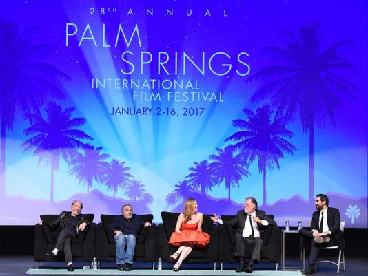 "28th Annual Palm Springs International Film Festival Film - Closing Night Screening ""The Comedian"" & Reception"