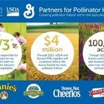General Mills, NRCS, Xerces Society announce $4M investment in pollinator habitat