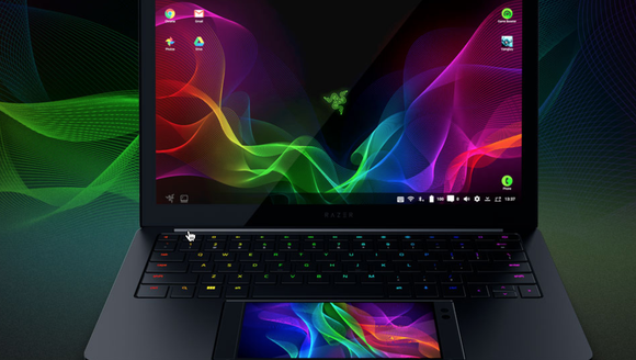 Razer's Project Linda is a concept combination smartphone/laptop.