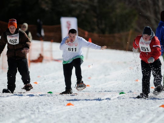 Scenes from the 2016 Special Olympics Winter Games