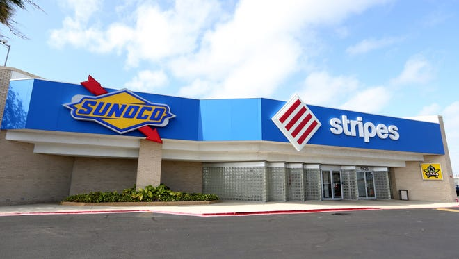 The Stripes and Sunoco headquarters on Ayers Street.