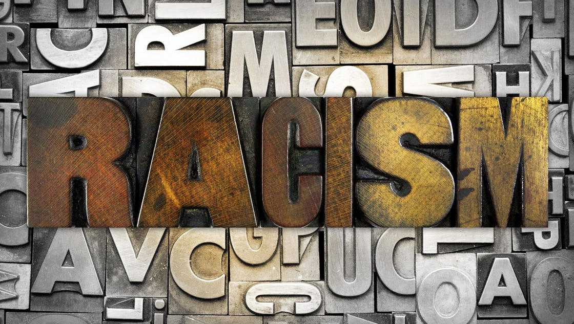 racism opinion Racism is wrong you shouldn't look at someone's skin and tell what kind of person they are if we were all the same skin color, there wouldn't be a variety.