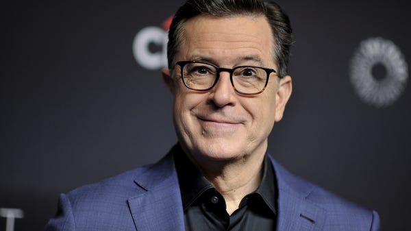 Stephen Colbert attends the 36th Annual PaleyFest...