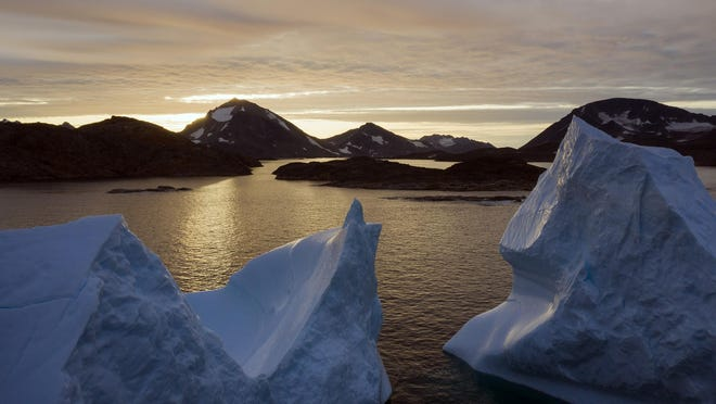 Greenland has been melting faster in the last decade, and this summer, it has seen two of the biggest melts on record since 2012. A special United Nations-affiliated oceans and ice report released in September projects three feet of rising seas by the end of the century, much fewer fish, weakening ocean currents, even less snow and ice, and nastier hurricanes, caused by climate change.