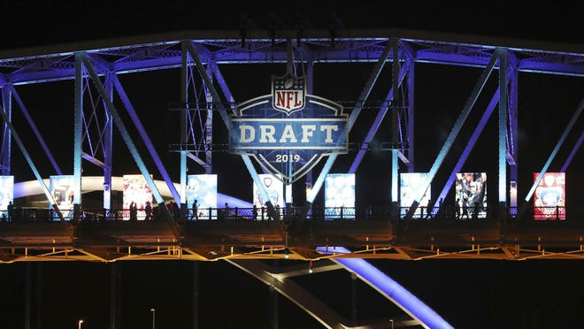The NFL Draft was held in Nashville in 2019, and it was a resounding success.