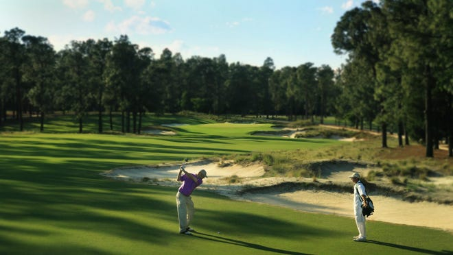 Designed by Donald Ross and opened in 1907, Pinehurst's famed No. 2 course is the centerpiece of the nine courses at Pinehurst, is now scheduled to hold at least five more U.S. Open tournaments, the first in 2024.