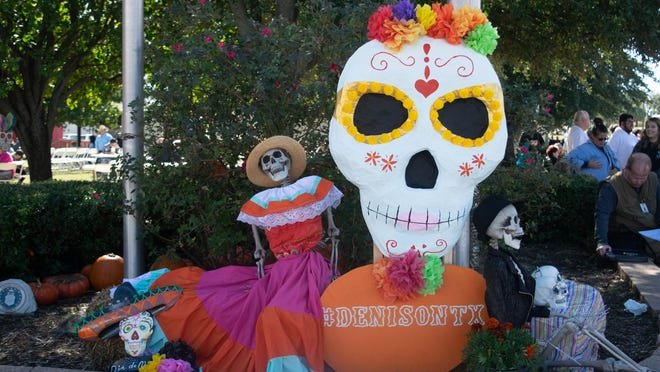 The 8th year of Denison Art Council's Dia de Muertos, a beautiful Mexican celebration, brought area residents and guest to the city for a day of fun, tradition, culture in 2019.