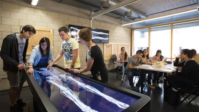Garden City Community College's Endowment Association is looking to purchase two anatomage tables through state tax credits.  Anatomage tables provide three-dimensional, high-resolution mapping of both human bodies and select animal cadavers. They are generally more precise than traditional cadaver labs.