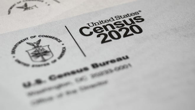 """The Census Bureau will plan a """"final push"""" outreach effort this month to reach out communities that haven't responded to the census."""