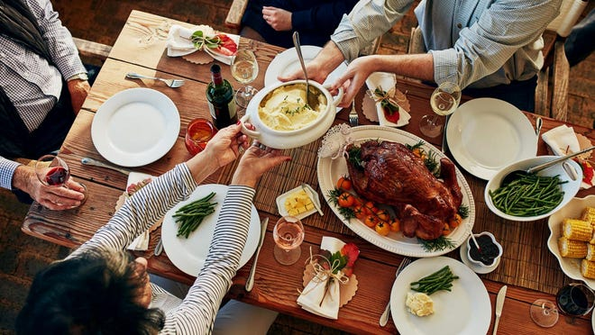 With smaller gatherings for Thanksgiving, video calls with relatives and friends could be an alternative to keep in touch for the holiday.