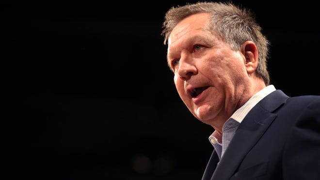 Gov. John Kasich, who championed the expansion of Medicaid in Ohio in 2013. A GOP lawmaker had toyed with seeking to undermine the expansion with a rogue vote in the Ohio House.