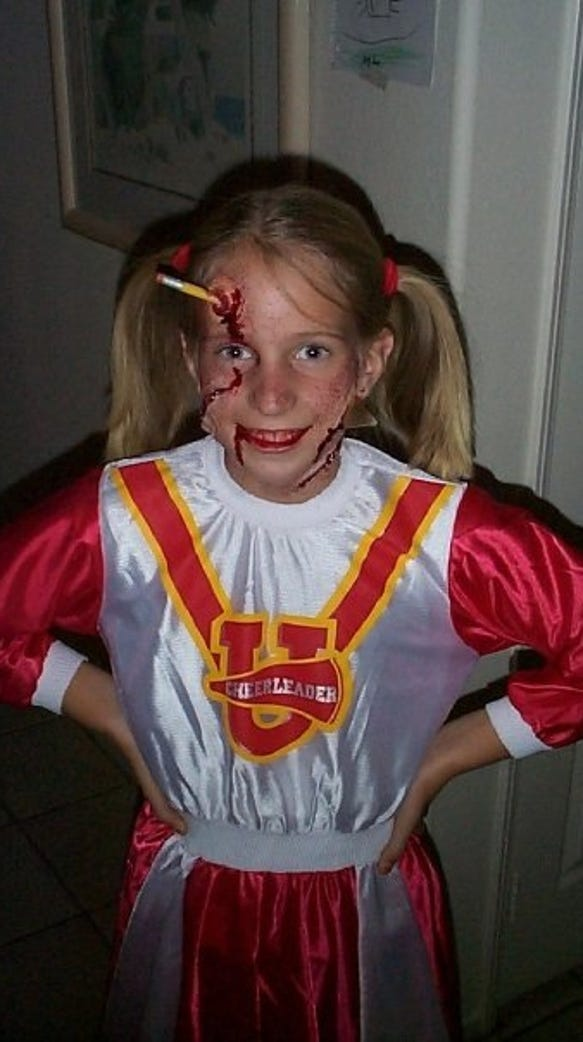Photos More Of Your Childhood Halloween Costumes