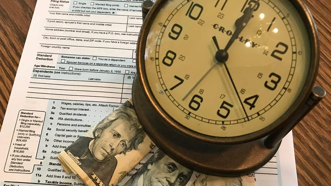 The clock isn't ticking when it comes to the April 15 income tax deadline. The coronavirus pandemic drove officals to make a one-time change and extend the dealine for filing 2019 income tax returns to July 15.