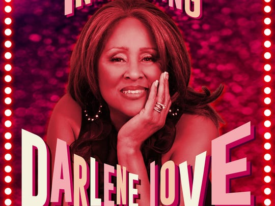 """The cover of """"Introducing Darlene Love,"""" out Sept."""