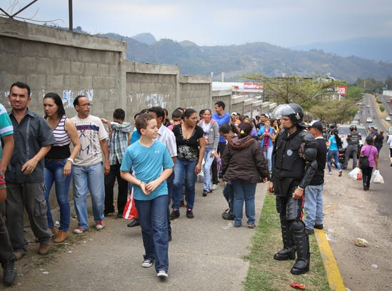 San Cristo´bal, Venezuela01