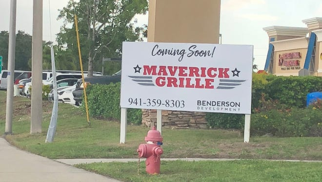 Maverick Grille is located at 3398 Forum Boulevard, close to Mattress Firm and Firehouse Subs.