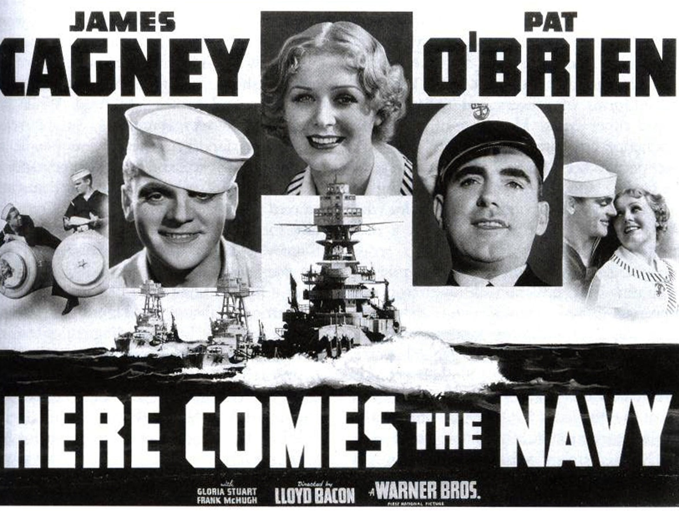 Movie poster for the 1934 film starring James Cagney.