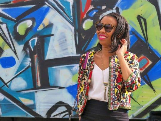 Nicole Green, Fashion Blogger
