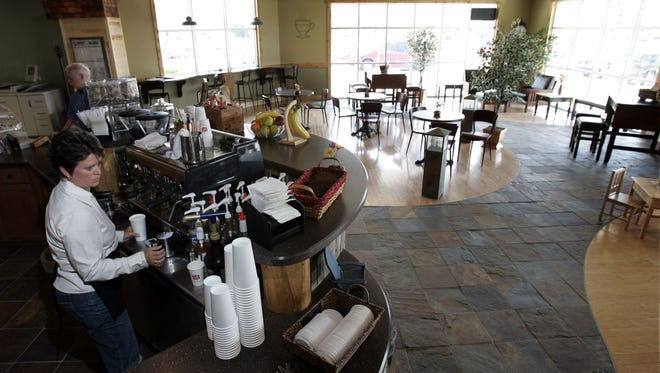 Aspen Coffee & Tea  at 1110 Midway Rd. in Menasha will close on Saturday.