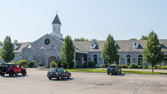 The Colonial Hotel on Betty Spring Road in Gardner has been fined for COVID-19 safety violations at events Aug. 1 and 2.