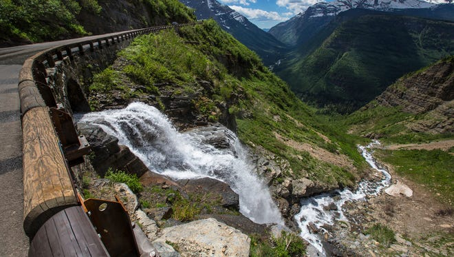 On Saturday, July 22, 25-year-old Robert Durbin reportedly fell into Haystack Creek and was washed through the culvert that goes underneath Going-to-the-Sun Road.