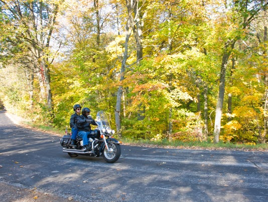 Slow down and savor a fall drive through the Kettle Moraine