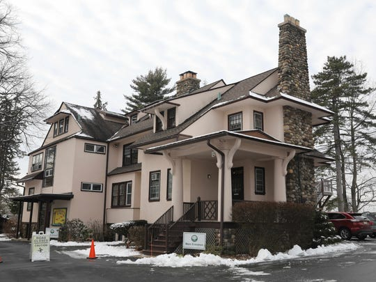 The main entrance building at the Rockland Country Day School in Congers, Jan. 19, 2018.