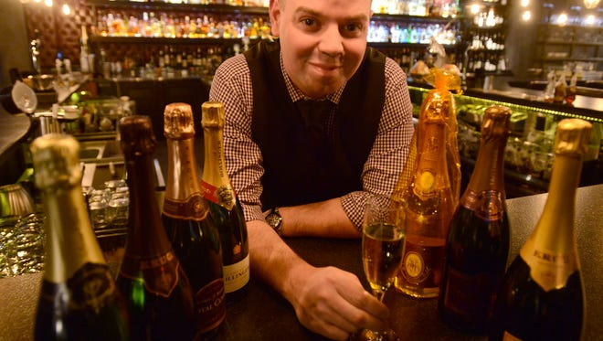 Ty Fulcher of Social has created four drinks for the next Palate Pleasing Pairing.