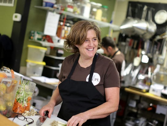 Suzy DeYoung is the inspiration behind La Soupe, an