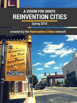 """Marion is one of many """"reinvention cities"""" across the State of Ohio. These cities arein the process of building on""""industrial pasts to create brighter futures."""""""