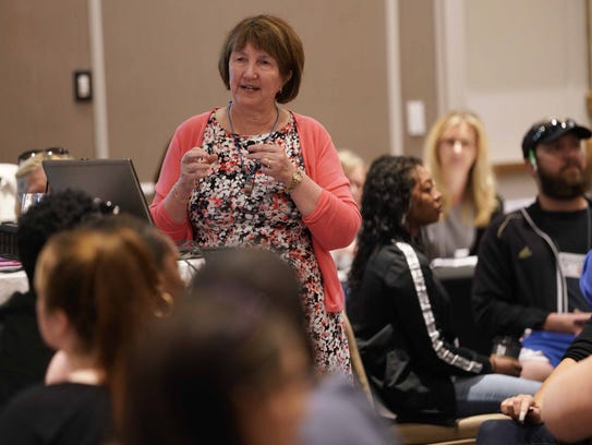 Deb Stevens, director of instructional advocacy for