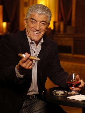 Master of the mobster character, Frank Vincent and
