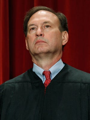 Associate Justice Samuel Alito Jr. gave the opinion of the U.S. Supreme Court in Comptroller of the Treasury of Maryland v. Wynne. The ruling may affect some taxpayers who also pay out-of-state income taxes.