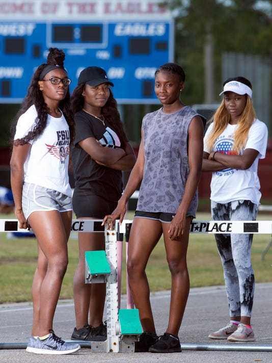 Pine Forest Girls Track