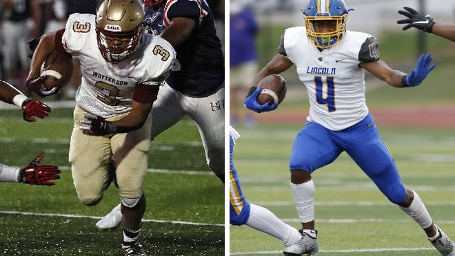 Watterson's Cam Nickleson and Gahanna's Ronald Blackman share our Player of the Week honor for Week 3.