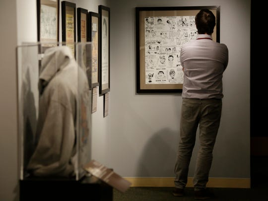 Created by the Jim Crow Museum for Racist Memorabilia at Ferris State University and expanded in conjunction with AANM, the 'Them' exhibition exposes the prevalence of stereotyping in our society and helps visitors resist these messages.