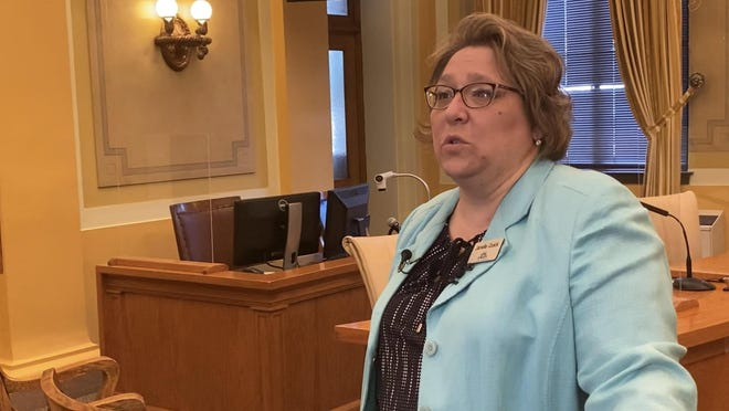 Janelle Quick, director of the Pueblo Hispanic Education Foundation, said Friday that Pueblo is one of only two counties in Colorado that allocates excise tax for marijuana. The money dispersed for scholarships this year will be more than $2 million to about 700 students.